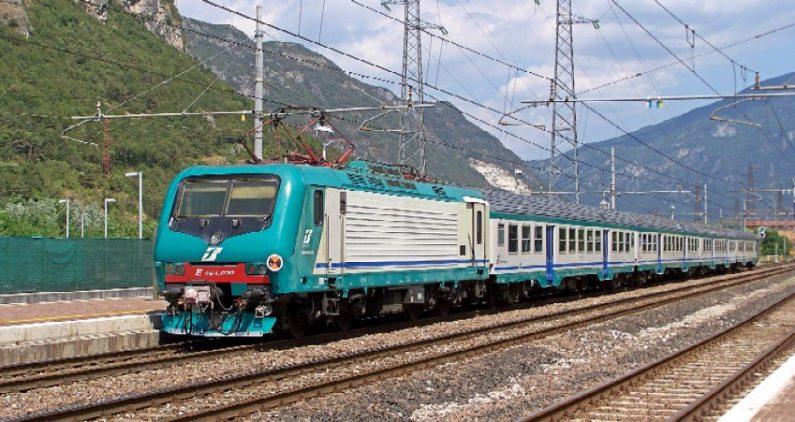 trasporto ferroviario